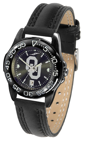 Oklahoma Sooners Ladies Fantom Bandit Watch-Watch-Suntime-Top Notch Gift Shop
