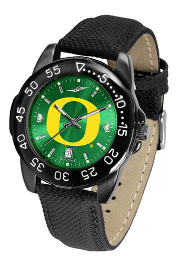 Oregon Ducks Men's  Fantom Bandit AnoChrome Watch