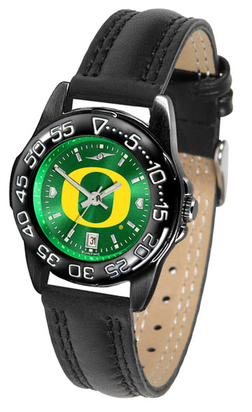 Oregon Ducks Ladies Fantom Bandit AnoChrome Watch