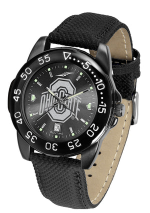 Ohio State Buckeyes Men's Fantom Bandit Watch-Watch-Suntime-Top Notch Gift Shop
