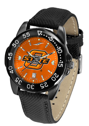Oklahoma State Cowboys Men's Fantom Bandit AnoChrome Watch-Watch-Suntime-Top Notch Gift Shop