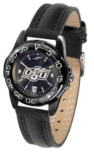 Oklahoma State Cowboys Ladies Fantom Bandit Watch-Watch-Suntime-Top Notch Gift Shop