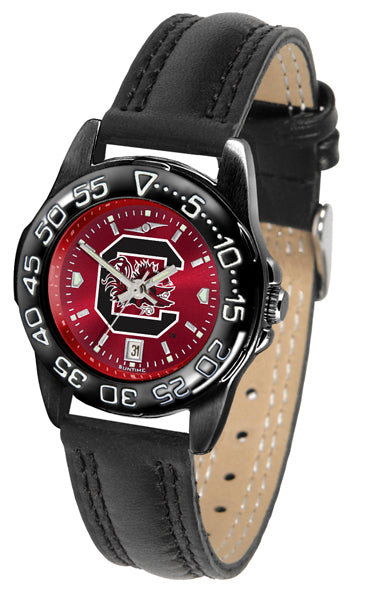 South Carolina Gamecocks Ladies Fantom Bandit AnoChrome Watch-Watch-Suntime-Top Notch Gift Shop
