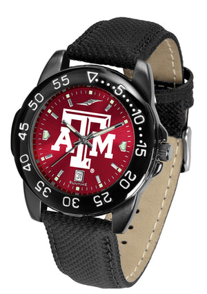 Texas A&M Aggies Men's Fantom Bandit AnoChrome Watch-Watch-Suntime-Top Notch Gift Shop