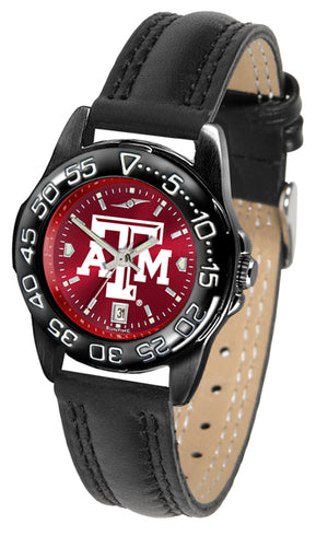 Texas A&M Aggies Ladies Fantom Bandit AnoChrome Watch-Watch-Suntime-Top Notch Gift Shop