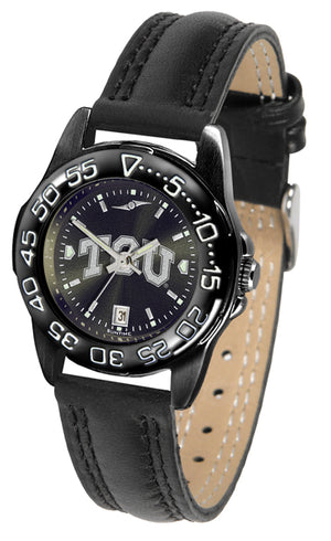 Texas Christian Horned Frogs Ladies Fantom Bandit Watch-Watch-Suntime-Top Notch Gift Shop