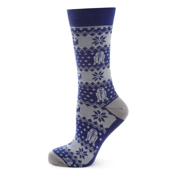 R2-D2 Limited Edition Holiday Socks-Socks-Cufflinks, Inc.-Top Notch Gift Shop