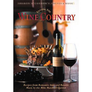 Tasting the Wine Country-Menus and Music-Book-Menus and Music-Top Notch Gift Shop