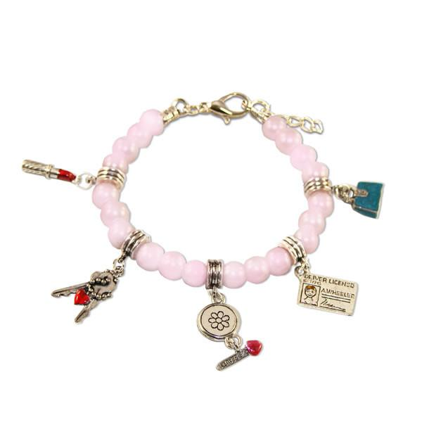 Teen Girl Charm Bracelet in Silver-Whimsical GiftsTop Notch Gift Shop