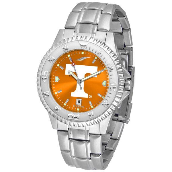 Tennessee Volunteers Competitor AnoChrome - Steel Band Watch-Watch-Suntime-Top Notch Gift Shop