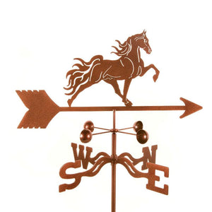 Tennessee Walker Weathervane-Weathervane-EZ Vane-Top Notch Gift Shop