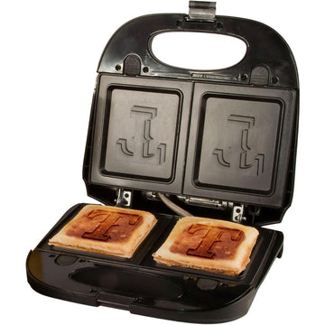 Texas Rangers Sandwich Press