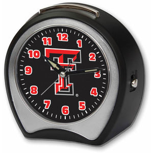 Texas Tech Fight Song Alarm Clock-Clock-Roman-Top Notch Gift Shop