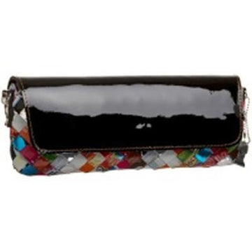 Candy Wrapper Clutch Purse
