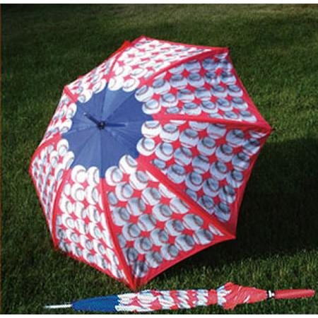 Ultimate Oversized Baseball Umbrella-Umbrella-Top Notch Gift Shop-Top Notch Gift Shop