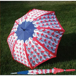 Ultimate Baseball Umbrella-Umbrella-Top Notch Gift Shop-Top Notch Gift Shop