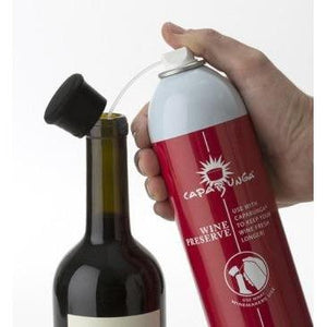 Ultimate Wine Preservation Kit by CapaBunga®-Bar Tool-CapaBunga-Top Notch Gift Shop