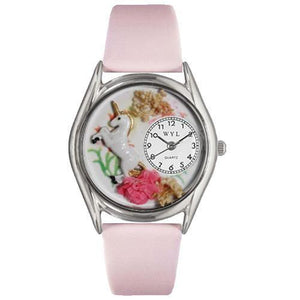 Unicorn Watch Small Silver Style-Whimsical GiftsTop Notch Gift Shop