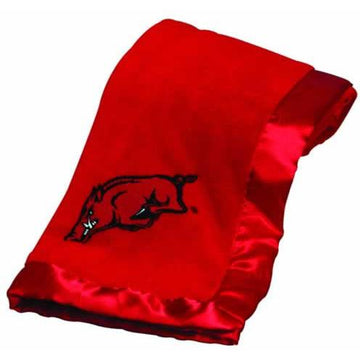 University of Arkansas Baby Blanket