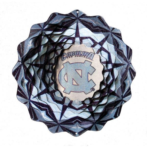 University of North Carolina Wind Spinner-Woodstream Corp.Top Notch Gift Shop