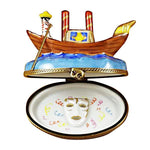 Venice Gondola Limoges Box by Rochard™-Limoges Box-Rochard-Top Notch Gift Shop