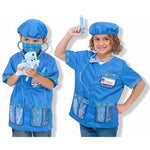 Veterinarian Costume Role Play Set-Toy-Melissa & Doug-Top Notch Gift Shop
