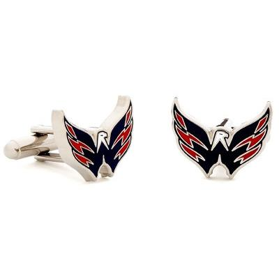 Washington Capitals Cufflinks-Cufflinks-Cufflinks, Inc.-Top Notch Gift Shop