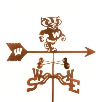 Wisconsin University Weathervane-Weathervane-EZ Vane-Top Notch Gift Shop