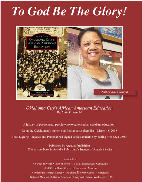Now Available: Oklahoma City's African American Education