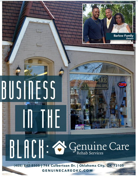 Spring Edition, Volume 3, Issue 1: Business in the Black Spotlight!