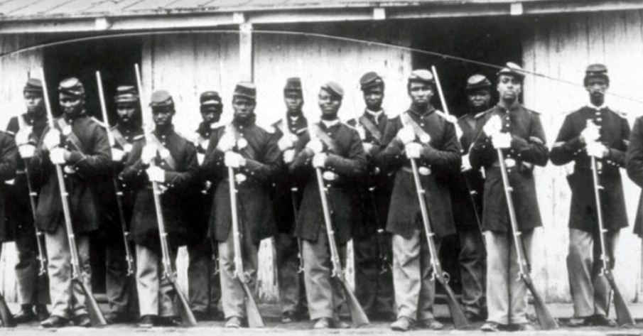 Fall Edition, Volume 2, Issue 3: Buffalo Soldiers