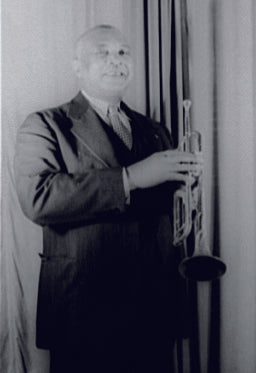 W. C. Handy (1873- 1958) Father of the Blues photographed by Carl Van Vechten