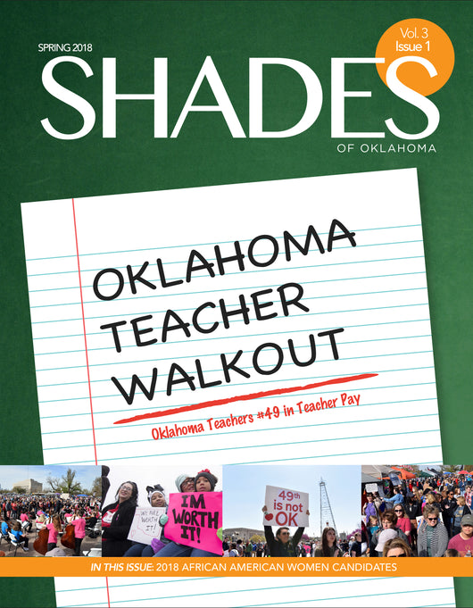 Shades Magazine, Volume 3, Issue 1 (Print)