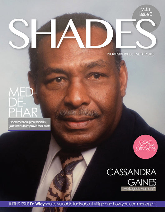 Shades Magazine Volume 1, Issue 2 (Digital)