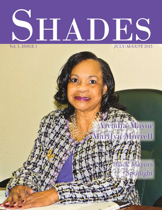 Shades Magazine, Volume 1, Issue 1 (Digital)