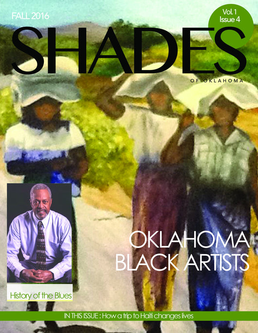 Shades Magazine, Volume 1, Issue 4 (Print)