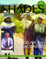 Shades Magazine Print, Vol 1 Subscription (Four Issues)