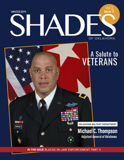 Shades Magazine, Volume 3, Issue 3 (Print)