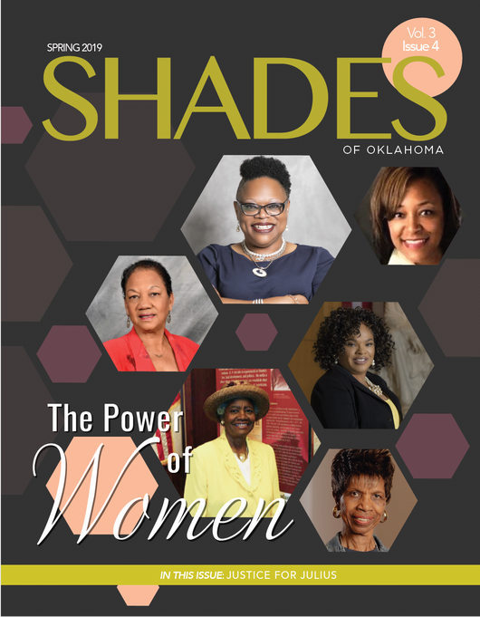 Shades Magazine, Volume 3, Issue 4 (Print)