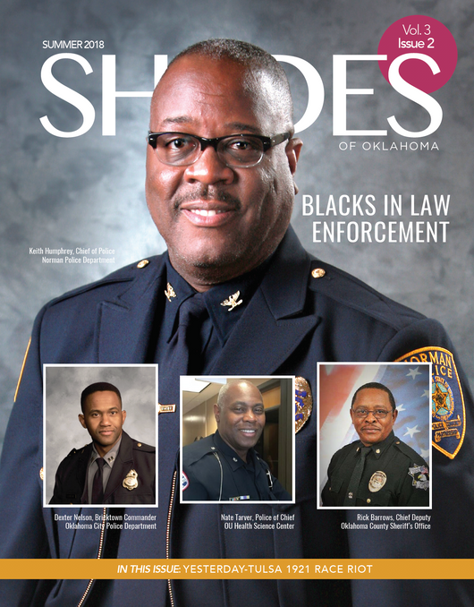 Shades Magazine, Volume 3, Issue 2 (Digital)