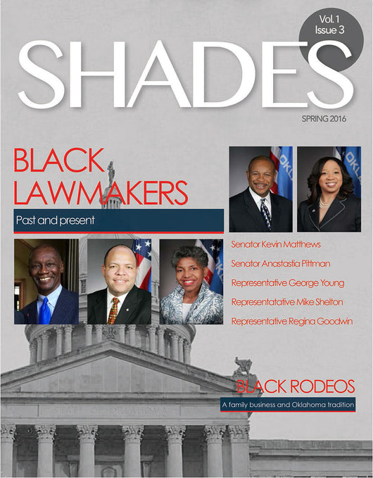 Shades Magazine Volume 1, Issue 3 (Digital)