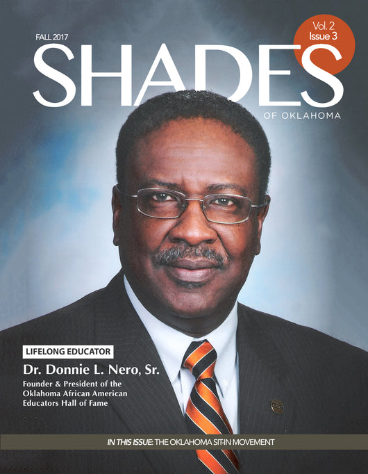 Shades Magazine, Volume 2, Issue 3 (Digital)