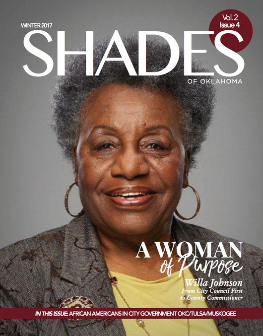 Shades Magazine, Volume 2, Issue 4 (Digital)