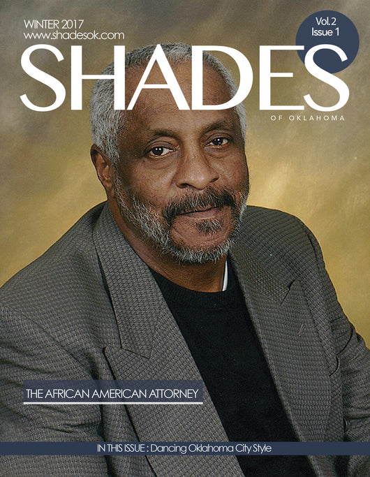 Shades Magazine, Volume 2, Issue 1 (Digital)