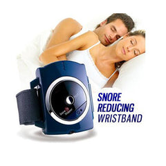 Anti-Snore Micropulse Wristband