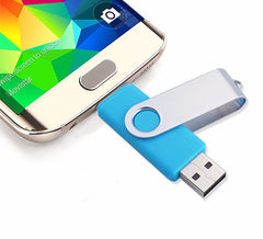 Foldable 32GB USB Drive - 4 Colours