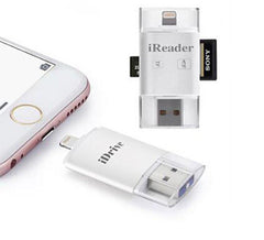 Apple iOS + Mac USB Flash Drives