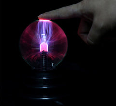 "3"" Magic Plasma Ball"