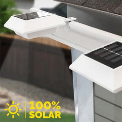 Ultra-Bright Solar LED Outdoor Mount Lights