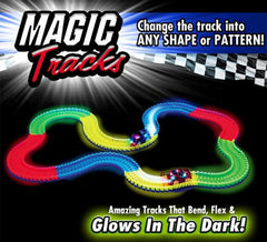 Glow in the Dark Magic Track